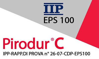 IIP-RAPP.DI PROVA n° 26-07-CDP EPS100