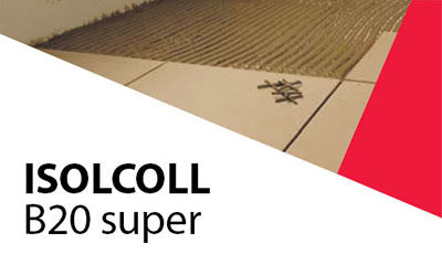 ISOLCOLL B20 SUPER