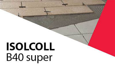 ISOLCOLL B40 SUPER